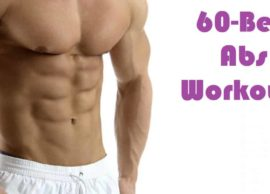 The 60-Best Abs Workouts that you can do anywhere.