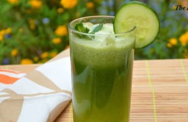 Lemon Cucumber juice for weight loss and enjoy healthy life