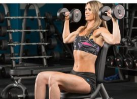 Shoulder Workouts at Home and Gym: 10 Best Exercises for Shoulders